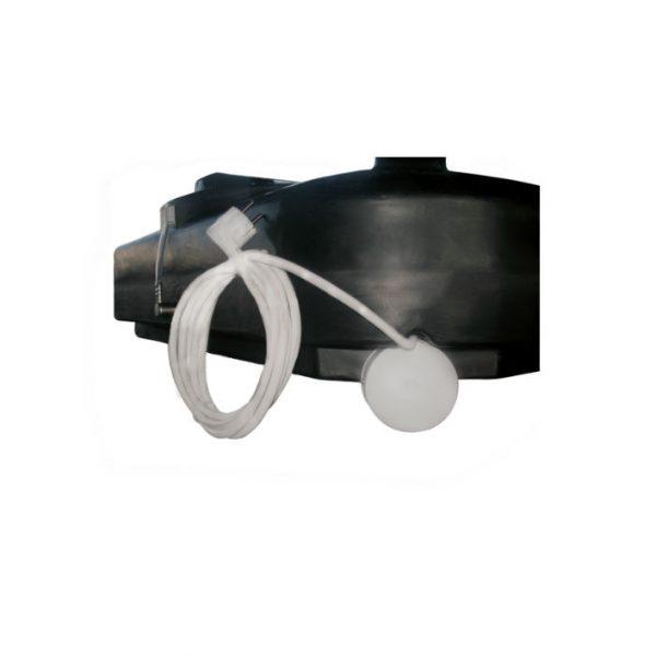 Фото 6 - Бак для душа 200л с подогревом, термометром , уровнем воды и дыхательным клапаном.