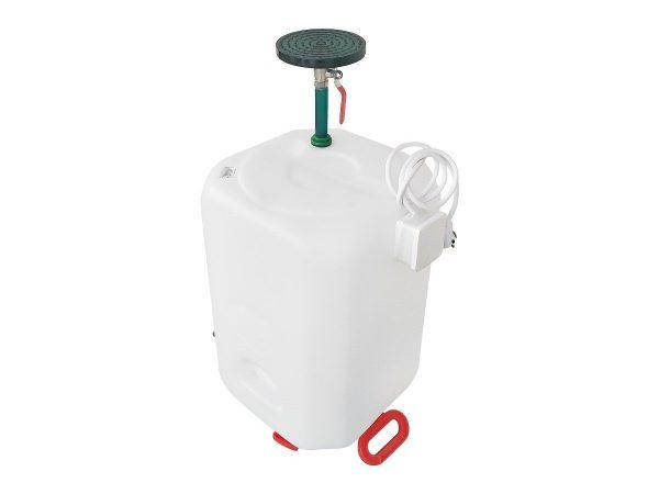Фото 1 - Водонагреватель-душ Садко 60 л 1,5 кВт с терморегулятором.