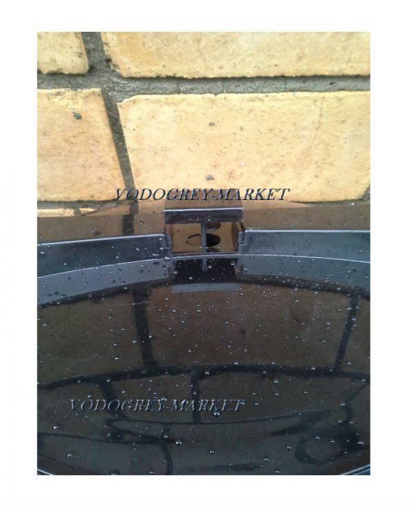 Фото 13 - Бак для душа 110л с подогревом, уровнем воды и дыхательным клапаном.