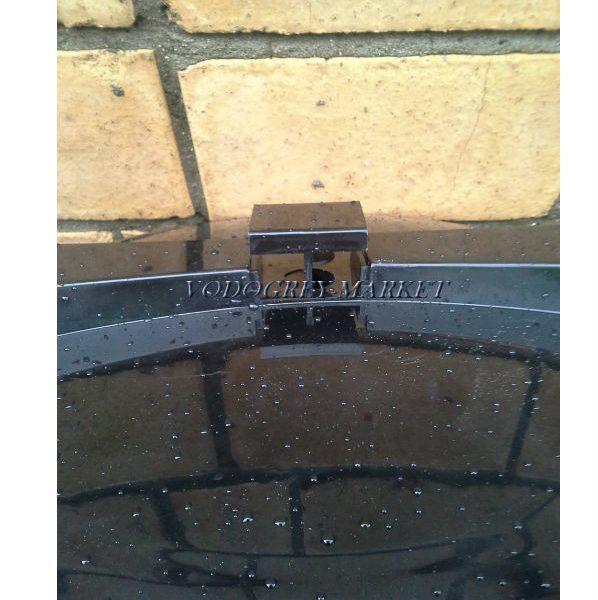 Фото 8 - Бак для душа 200л с подогревом, термометром , уровнем воды и дыхательным клапаном.